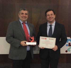 Premio al proyecto terapéutico por la calidad de vida de las personas con discapacidad para la Unidad de Rehabilitación